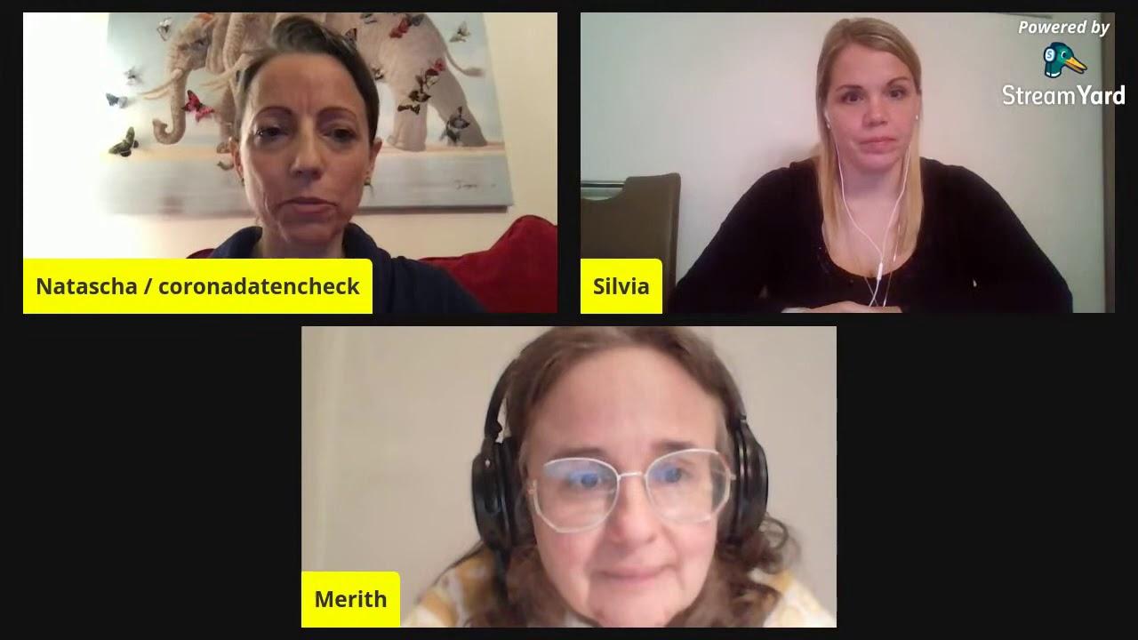 """15.2.2021: Interview mit Silvia und Dr. Merith Streicher """"Bildungsverweigerung ist STRAFBAR&quo"""
