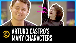 Ilana Glazer Challenges Arturo Castro to an Acting Speed Round - Alternatino