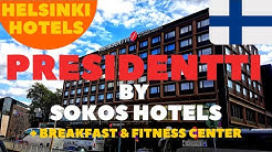 Helsinki Hotels - Original Sokos Hotel Presidentti