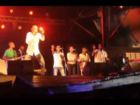 DJ Mourchidy - Ledy Caiman Live at Donia Festival 2015