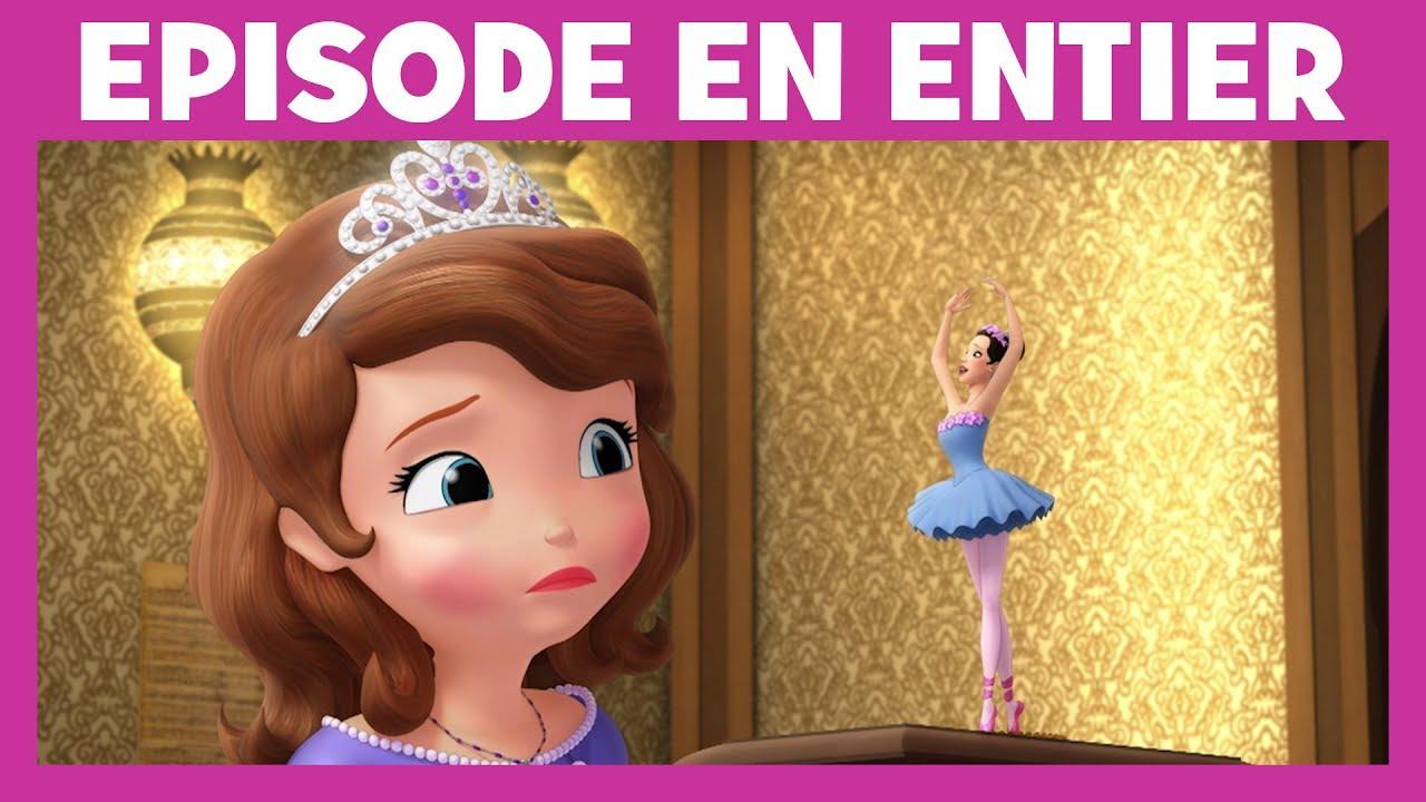 Princesse Sofia Moment Magique La Boite A Musique Youtube