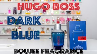 HUGO BOSS DARK BLUE UNBOXING/FIRST IMPRESSION & REVIEW