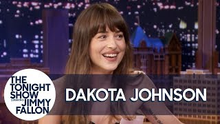 Dakota Johnson Explains Her Missing Tooth Gap