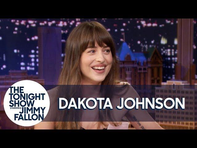 Dakota Johnson Explains Her Missing Tooth Gap