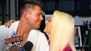 The Miz and Maryse put Daniel Bryan in his place after The Awesome ...