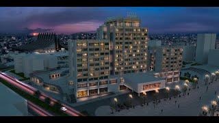 HOTEL GRAND Prishtinë - Video prezantimi zhvilluar nga Bau Holding L.L.C.