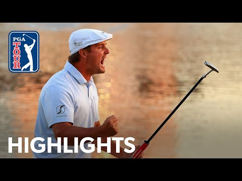 Bryson DeChambeau's winning highlights from Arnold Palmer | 2021