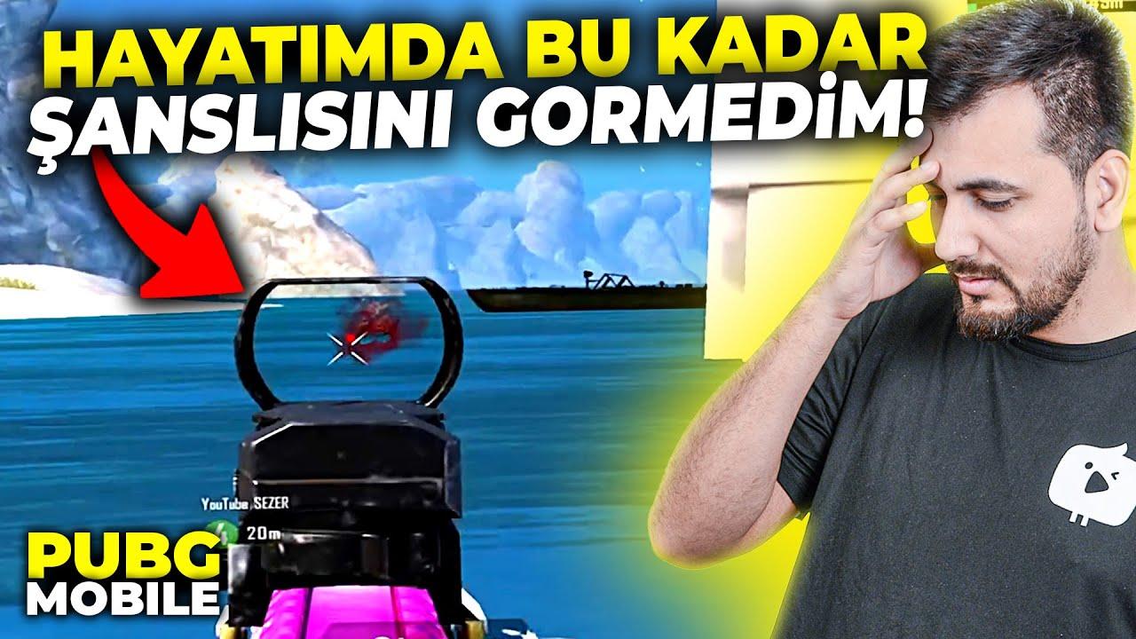 Download HAYATIMDA BU KADAR ŞANSLI BİR OYUNCU GÖRMEDİM!! / PUBG MOBILE