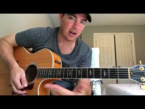1-2-3 Strumming Pattern for Beginners |  Country Song Teacher | Saturday Lesson