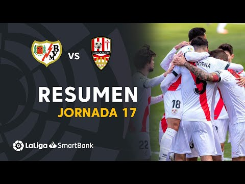 Vallecano Logrones Goals And Highlights