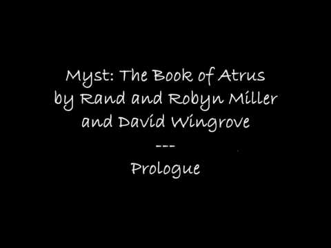 Let's Read The Book of Atrus - Prologue
