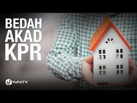 Kajian Umum: Bedah Akad KPR - Ustadz Ammi Nur Baits