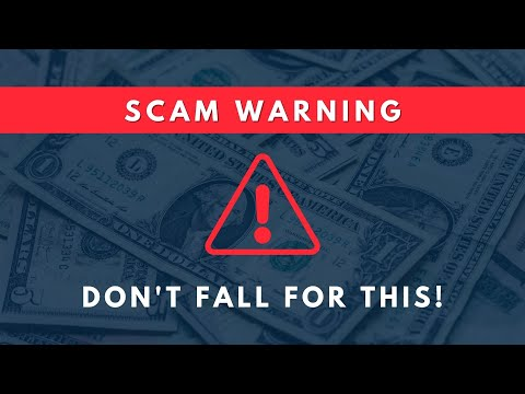 Do NOT Fall for the Business Trust Organization! Its a SCAM!