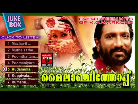 Mappila Pattukal Old Is Gold | MylanchiThoppu | Markose Malayalam Mappila Songs Audio Jukbox
