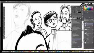 TenState Issue 2 Inking