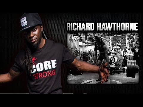 "Unleash Your Strength With Richard ""The Ant"" Hawthorne!"