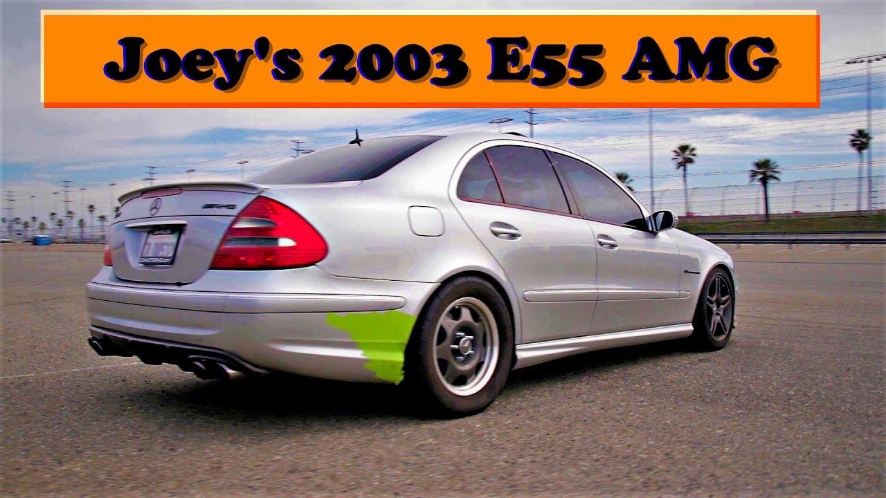 All Types 2003 mercedes e55 amg : Joey's 2003 Mercedes E55 AMG   TRUE AUTO [S2 E1] - YouTube