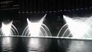 Bellagio Fountain Las Vegas - Time to say goodbye