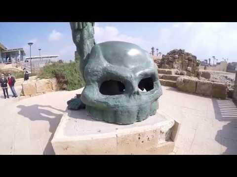 Caesarea 2018 National Park