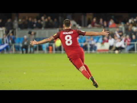 U.S. Earns Resounding 6-0 Victory Against Honduras