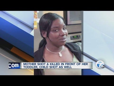 Pontiac Mother Murdered Children Injured