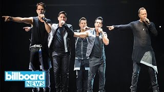 Exclusive: New Kids on the Block Are Back for 'One More Night' in New Video | Billboard News
