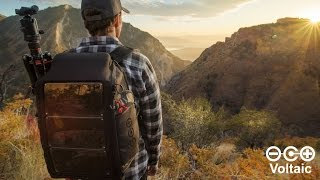 Array and OffGrid Solar Backpacks 2016