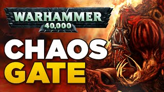 CHAOS GATE | Warhammer 40,000 Retro Title Review