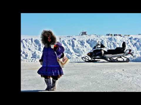 Allysa Felix: Inuvik to Tuktoyaktuk Highway