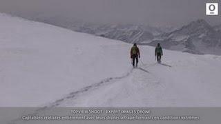 Vidéo Drone Montagne - Topview Shoot