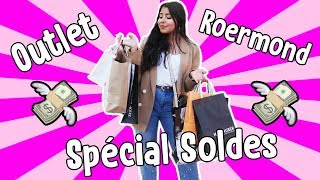 [Soldes] Shopping à l'Outlet de Roermond