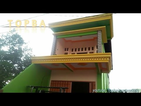 Desain Rumah Kecil Minimalis 2 Lantai Youtube