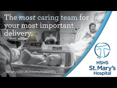 Midwifery at HSHS St. Mary's Hospital