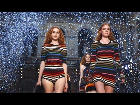 Sonia Rykiel | Spring Summer 2017 Full Fashion Show | Exclusive