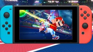 Mario Tennis Aces Gameplay Livestream - IGN Plays Live