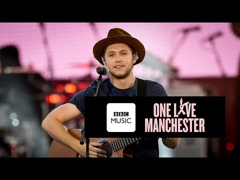 Thumbnail: Niall Horan - Slow Hands (One Love Manchester)