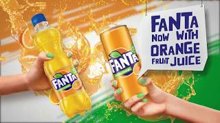 Fanta Pulpy Orange Launched after Push in India