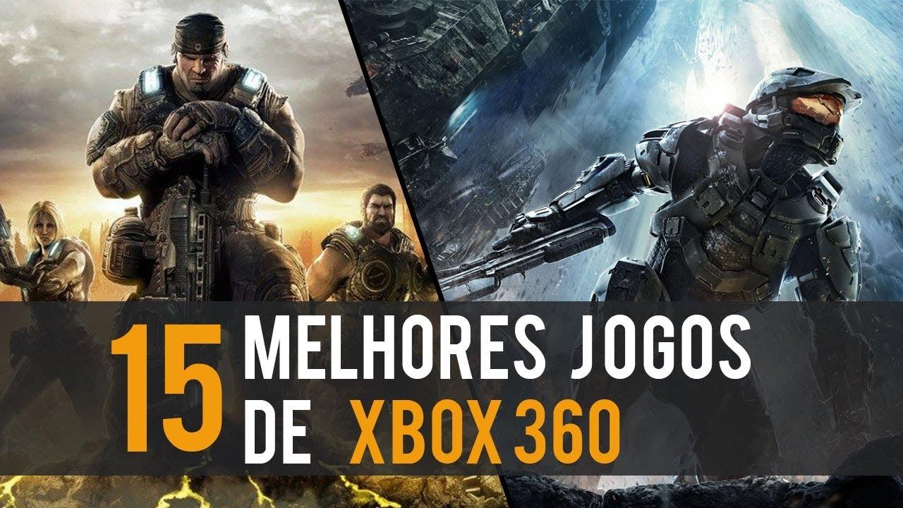 Download OS 15 MELHORES JOGOS PARA XBOX 360