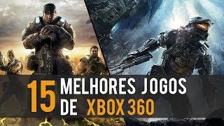 OS 15 MELHORES JOGOS PARA XBOX 360