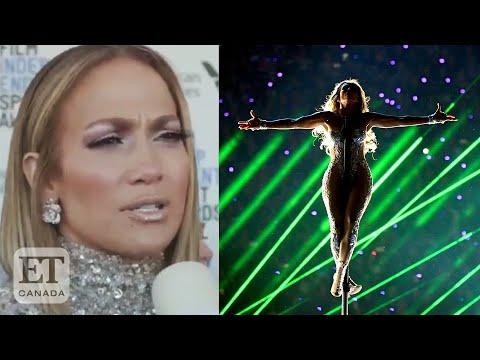 Jennifer Lopez Talks Criticism Of Her Super Bowl Performance