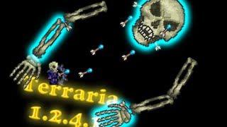 Terraria 1.2.4.1 Скелетрон (Skeletron)