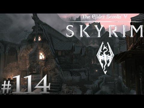 The Elder Scrolls V: Skyrim с Карном. #114 [Кровь на снегу]
