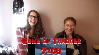 """Game of Thrones Reaction 7x06 """"Beyond the Wall"""""""
