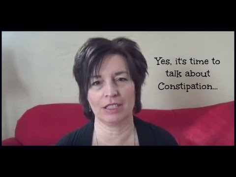 How to help with Constipation during Menopause