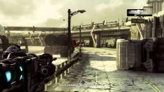 Gears Of War 3: Walkthrough - Part 23 [Act 3-3: Breakneck Run] (GoW3 Gameplay & Commentary)
