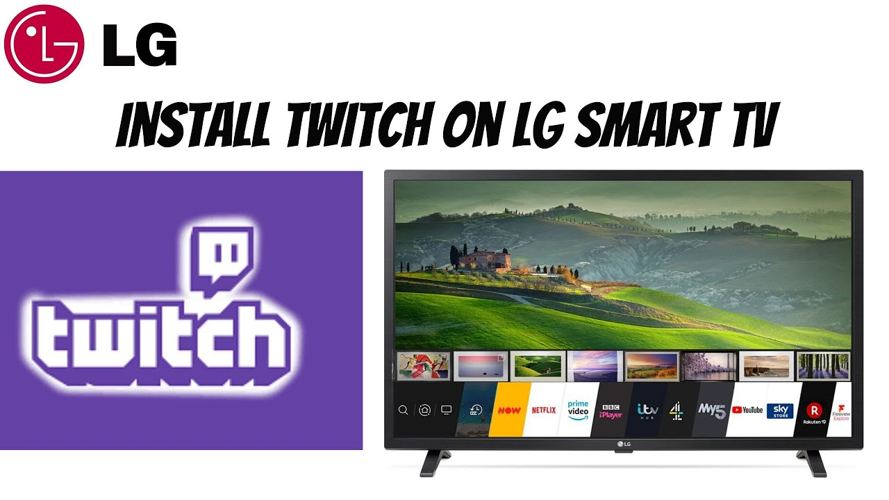 How To Install Twitch On Lg Smart Tv 2020 Youtube