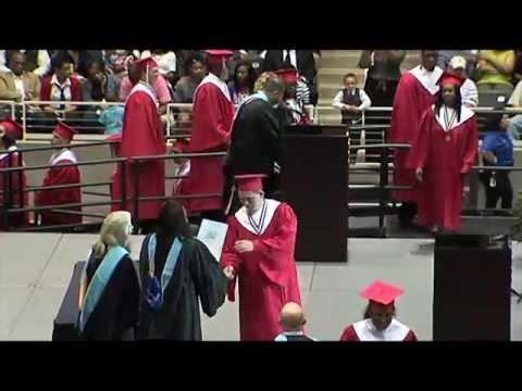 2015 Dr. John Horn High School Commencement - YouTube