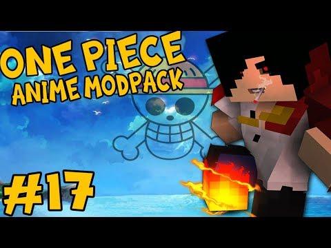 LOST YAMI YAMI DEVIL FRUIT POWERS?!    Minecraft One Piece Anime Modpack Episode 17