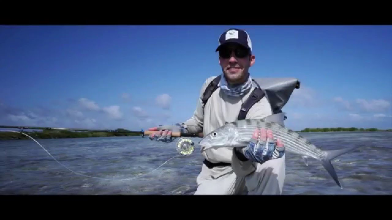 Basic bonefish tips fly fishing youtube for Fly fishing techniques