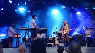 The Notwist - Night's too dark; Into Another Tune - Tanzbrunnen Köln 2020-08-08